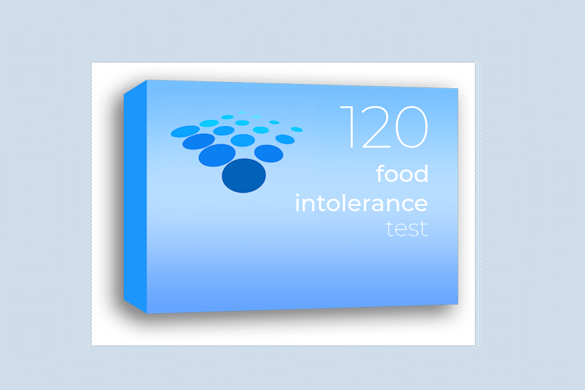 120 Food Intolerance Test