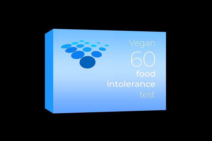 Vegan 60 food intolerance test
