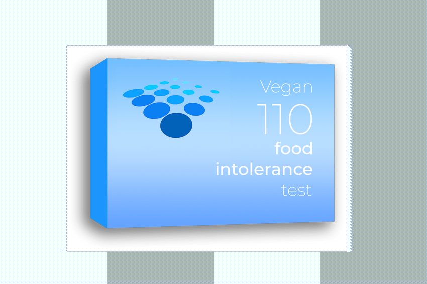 Vegan 110 food intolerance test